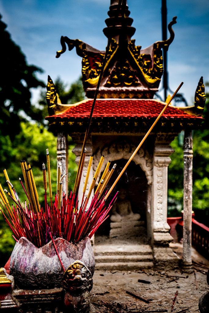 Cambodia-Joss-Stick